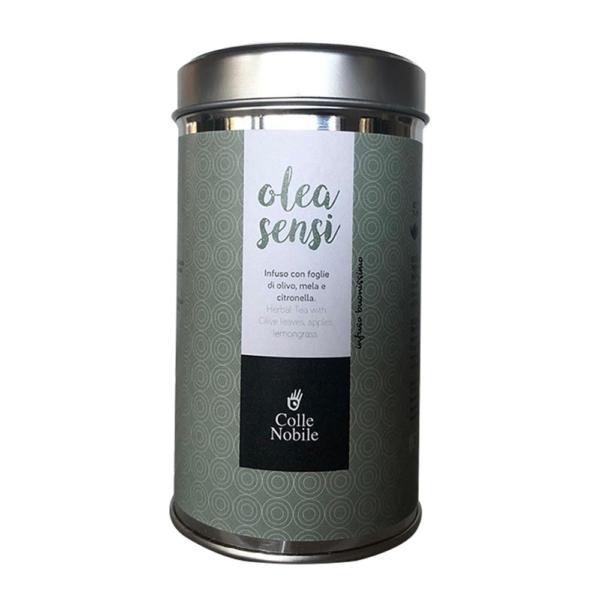 infuso olea sensi a base di foglie di olivo
