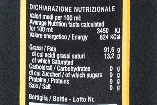 olio poldo blend lattina da 0500