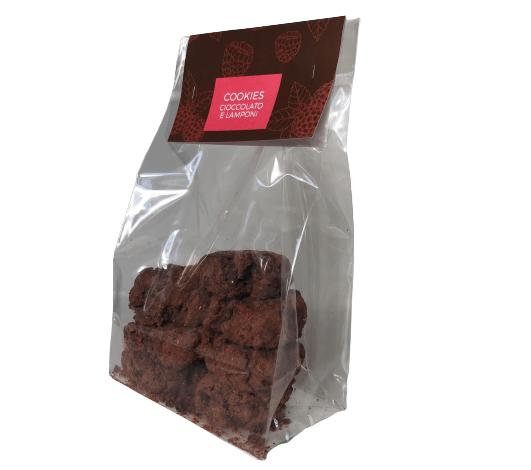 cookies cioccolato e olio